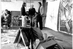 91 Multimedia Installation, Saal Restaurant Stern, Felsberg, 1980