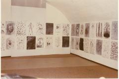 Haus der Unruhe, Galerie Bärenloch, Chur, 1981